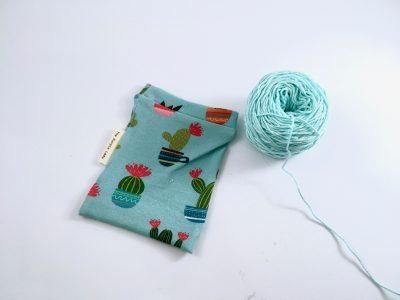 Yarn Sleeve Cactus