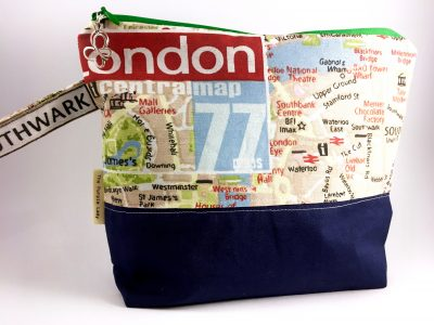 London Map Projecttas