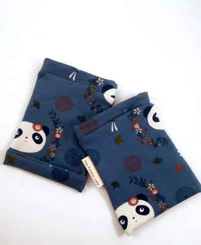 Yarn Sleeve Bohemian Panda (Stevig)