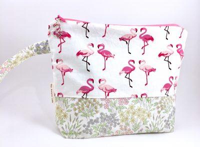 Oud & Nieuw Flamingo Projecttas