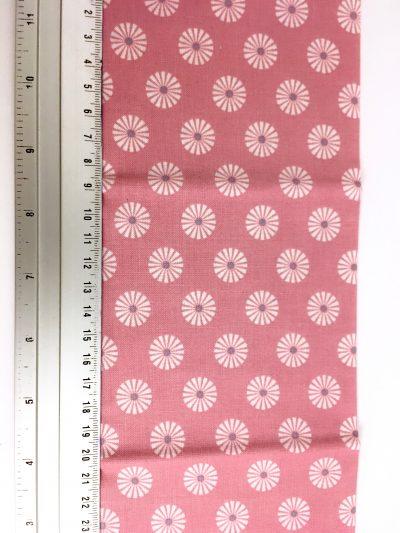 DIY Pakket Roze met Witte Bloemen