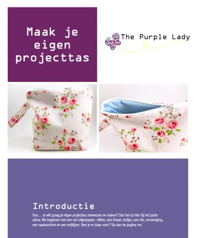 Handleiding Maak Je Eigen Projecttas (Digital Download)