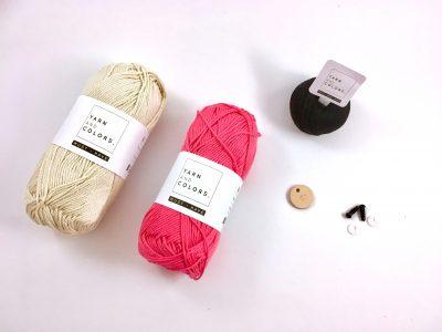Schaapje CAL Pakket – Roze