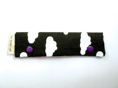 Breinaalden Houder – Regular (15 cm) Wolkjes