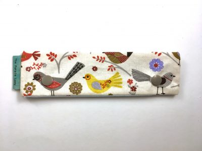 Breinaalden Houder – Regular (15 cm) All the Birds