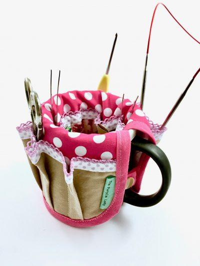 Mug Organizer Roze